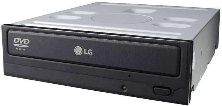 Unidad lectora de DVD