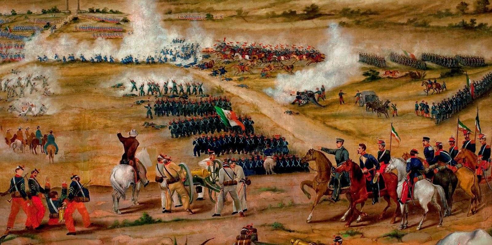 Intervención Francesa a México