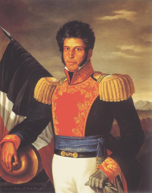 Vicente Guerrero Gobierno