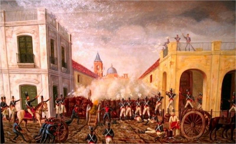 Intervenciones Extranjeras (Inglesas) a México
