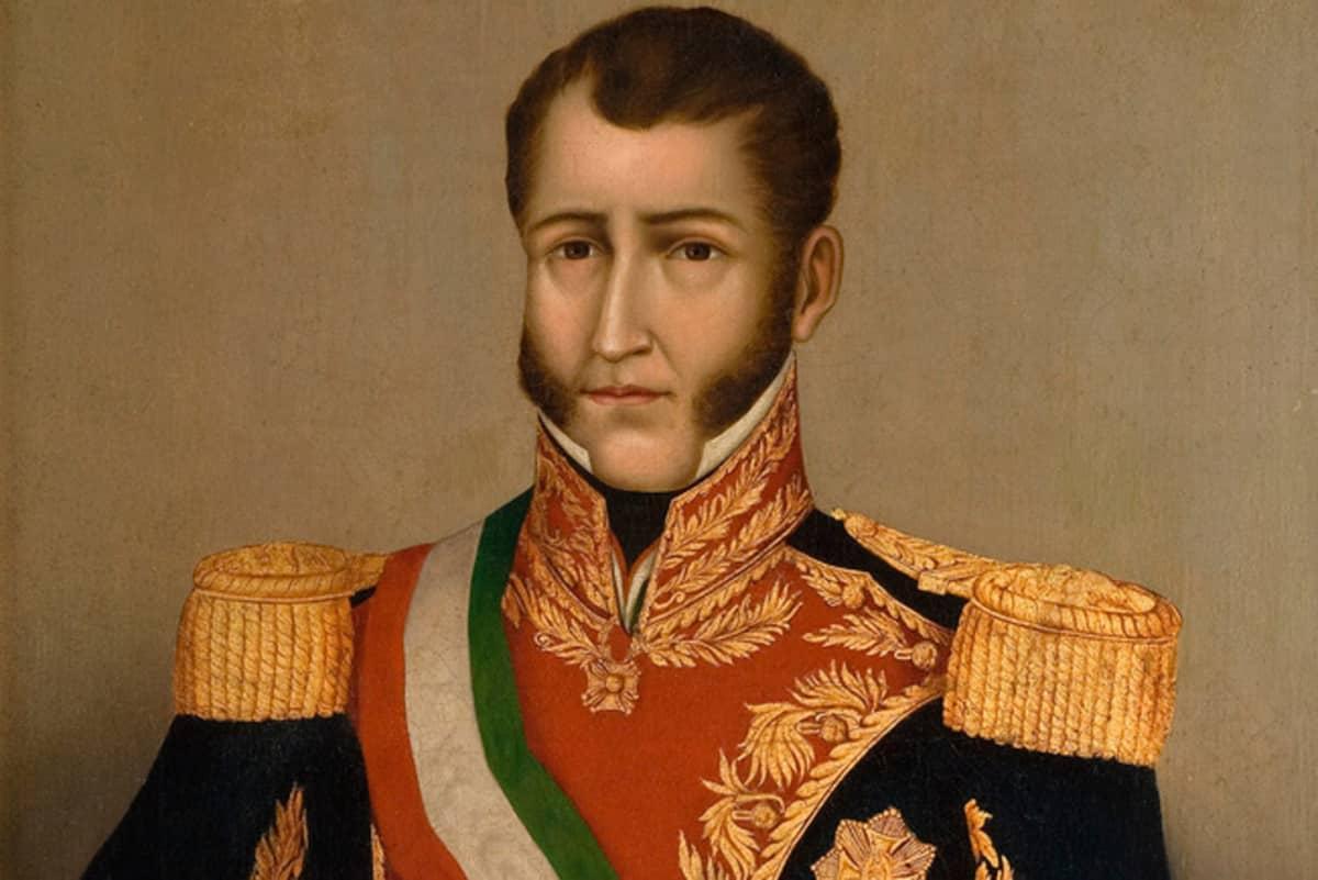 Agustin de Iturbide Proyecto Imperial