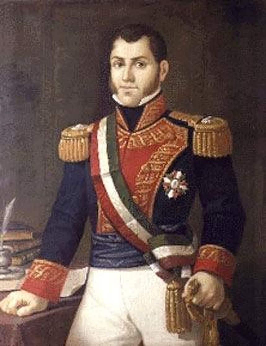 Guadalupe Victoria Gobierno