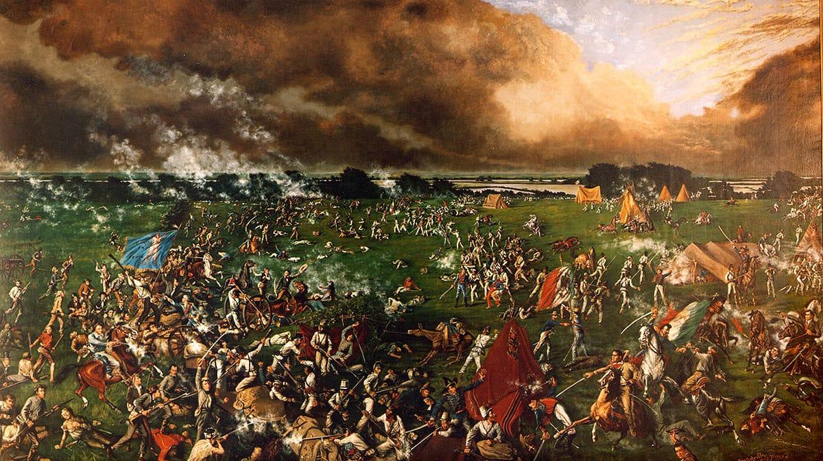 Batalla de San Jacinto 1836
