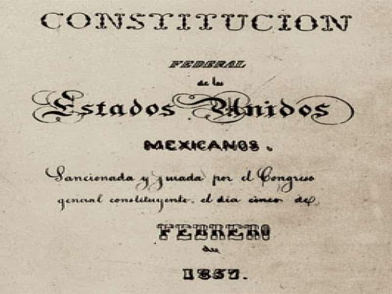 Las Siete Leyes Constitucionales | las 7 leyes
