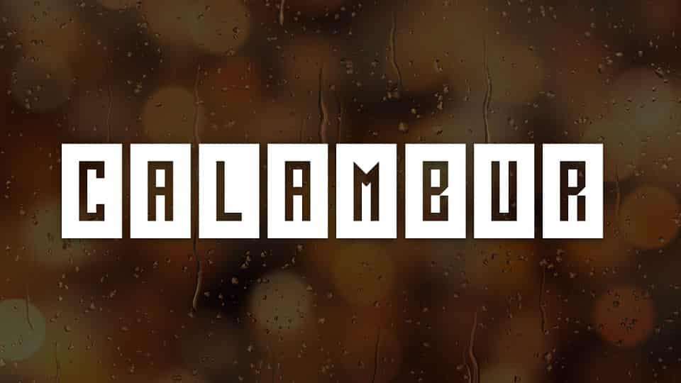 CALAMBUR Qué es, Características y Ejemplos (figura literaria)