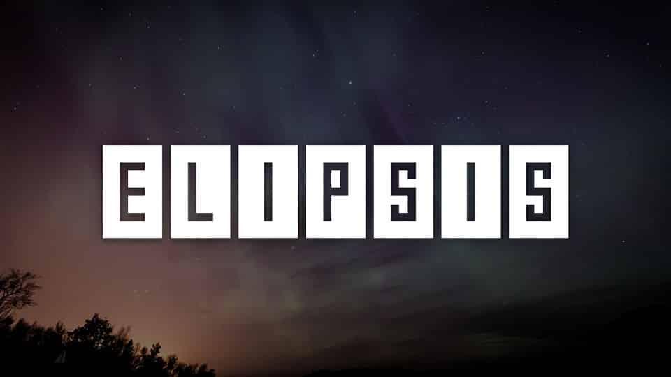 ELIPSIS Definición, ejemplos, tipos y características