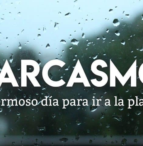 SARCASMO (figura literaria): Qué es, características y ejemplos
